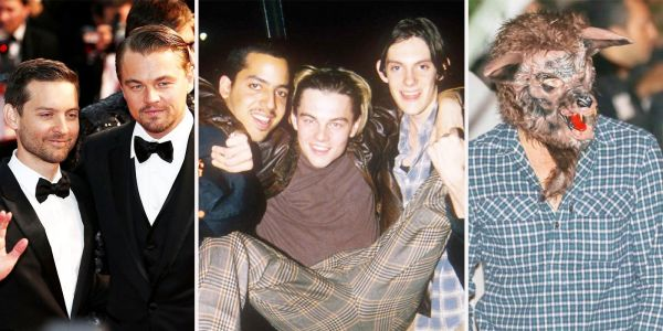 20 Things You Didn't Know About Leonardo DiCaprio's '90s Boy Gang