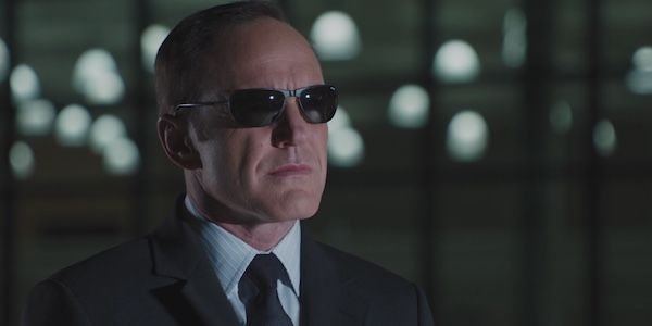 The Special Part About Playing Coulson In Captain Marvel, According to Clark Gregg