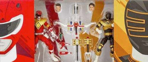 Cool Stuff: 'Power Rangers' Lightning Collection Figure Pack Takes Red Ranger and Gold Ranger to SDCC