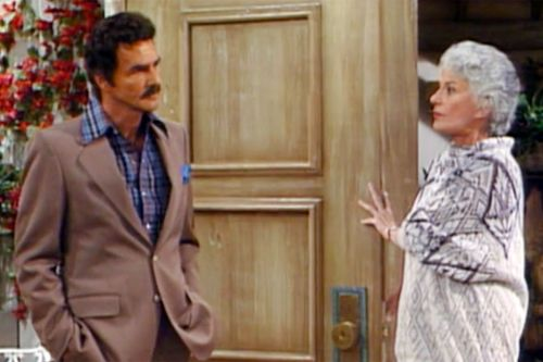 Burt Reynolds Is Responsible for One of the Greatest 'Golden Girls' Jokes Ever