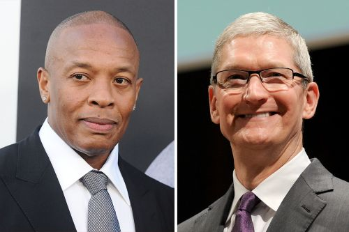 """An """"Extended Orgy"""" Scene Got Dr. Dre's Show Canceled at Apple"""