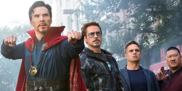There's Some Great Science Bros Stuff in Avengers: Infinity War