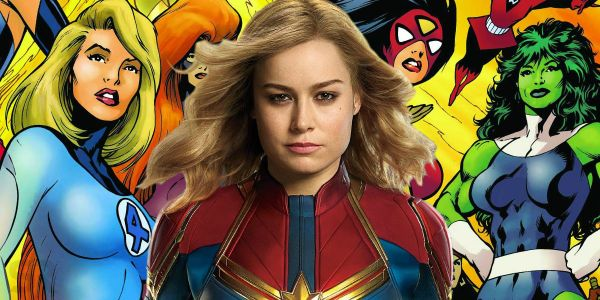 Captain Marvel: Kevin Feige Explains Why MCU Hasn't Had Female-Led Movies