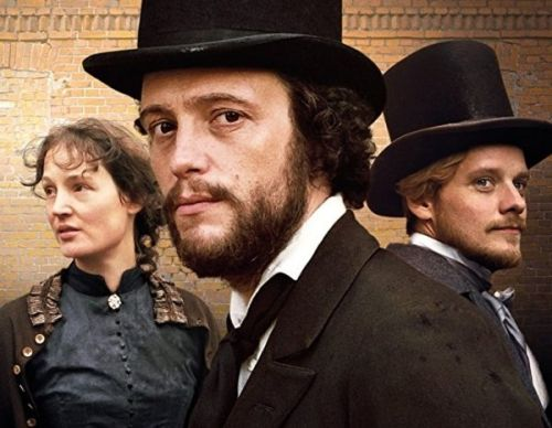 2 Clips of The Young Karl Marx