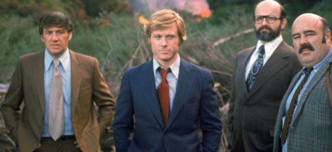 'Watchmen' Exclusive: All of Your Burning Questions About the Robert Redford Administration Have Been Answered