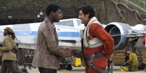 "Star Wars 9 Casting ""Stern-Faced Individuals""; Possibly For Finn-Poe Scene"