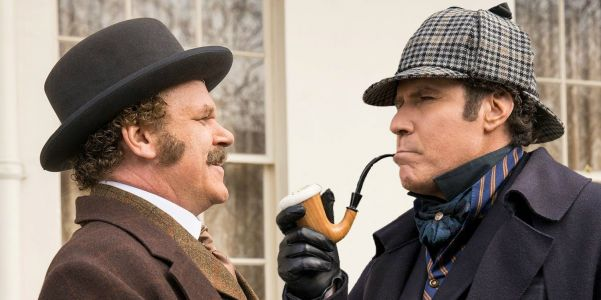 Holmes and Watson Trailer: Step Brothers Meets Sherlock Holmes