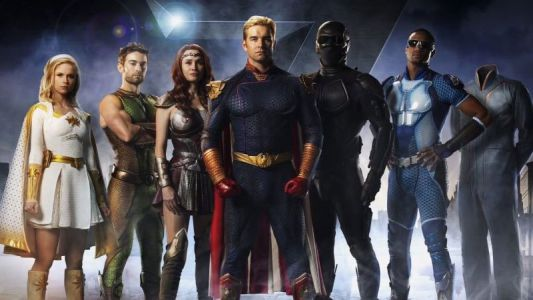 Superheroes Need to be Kept in Check in Amazon's The Boys Trailer
