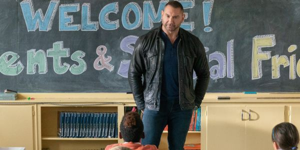 Dave Bautista's My Spy Action-Comedy Movie Delayed A Second Time