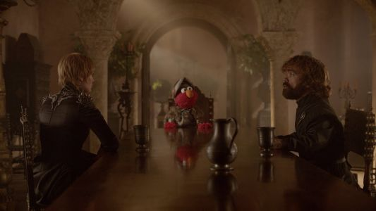 Elmo Visits Westeros in Sesame Street/Game of Thrones Mash-Up