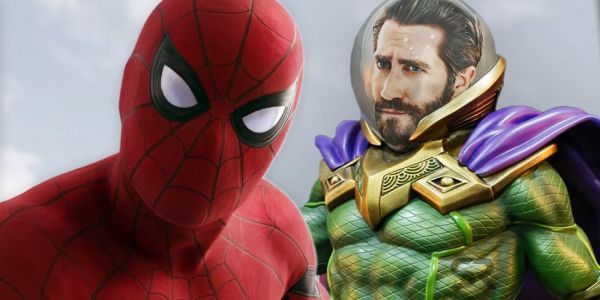 Mysterio Doesn't Have His Fishbowl Helmet In Spider-Man Set Photos - Why?