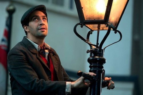 Mary Poppins Returns: We Chat With Lin-Manuel Miranda on Set