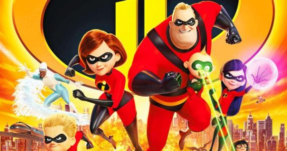 The Incredibles 2 Projected to Take in $140M at Box Office Opening Weekend