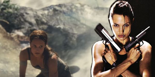 Original Tomb Raider Fought For 'Dangerous' Angelina Jolie