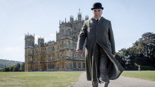 In The 'Downton Abbey' Film, A Royal Visit Proves Rather A Spot Of Bother