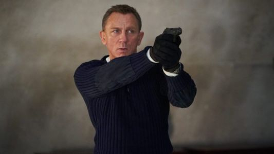 NO TIME TO DIE: Daniel Craig's 007 Takes Aim On New Poster For Latest JAMES BOND Outing