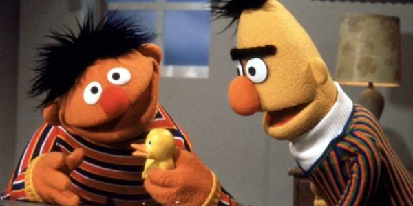 'Sesame Street' Reminds Everyone Bert and Ernie Are Not Gay or Straight Because They're Friggin' Puppets