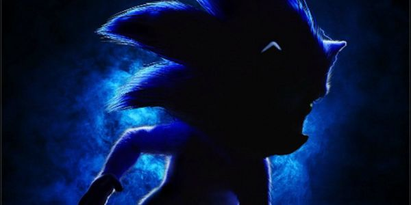 Sonic the Hedgehog Movie Motion Poster Teases Sonic's Super-Speed