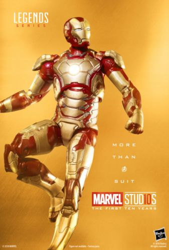 More than a movie. These are Hasbro Marvel Legends. See more