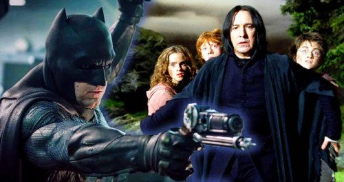 Harry Potter Director Alfonso Cuaron Met with Warner Bros. for a