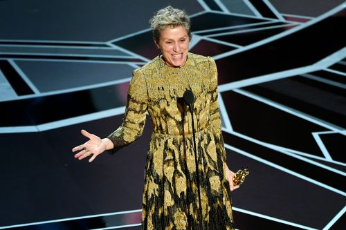 Frances McDormand To Voice God in Neil Gaiman's 'Good Omens' At Amazon