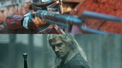 Incredible Stunt Artists Recreate 'Witcher' and 'Mandalorian' Fights