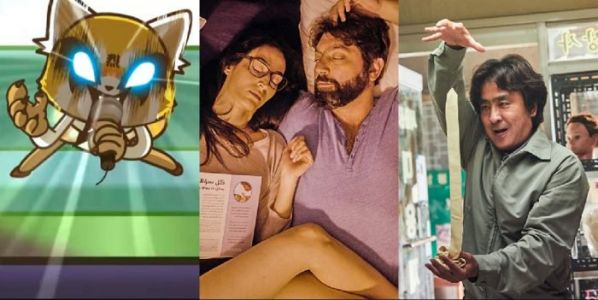 Pop Culture Imports: Netflix's Most Relatable Anime, an Irreverent Israeli Comedy, and the Superhero Movie Antidote to 'Infinity War'