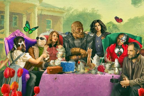 HBO Max Unveils Doom Patrol Season 2 Key Art