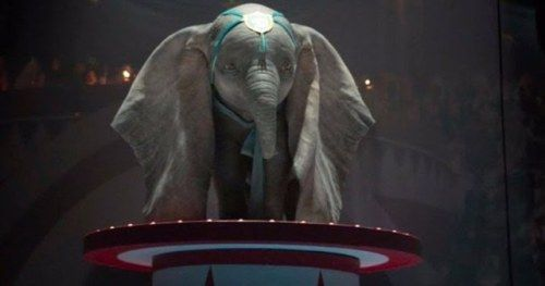 Dumbo Sneak Peek Goes Inside the Circus with the World's