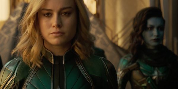 Someone Edited The Captain Marvel Trailer Into Chronological Order, And It's Awesome