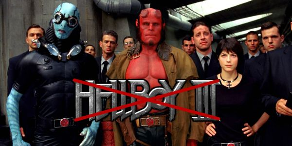 Why Guillermo del Toro Never Made Hellboy 3 | Screen Rant
