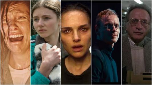 Now Stream This: 'Annihilation', 'Hereditary', 'Leave No Trace', 'The Mummy', 'The Changeling' and More