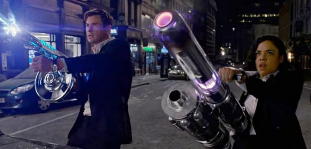 New 'Men in Black International' Details Promise New Aliens and Locales, Big Action and Laughs