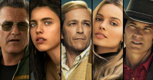 13 Once Upon a Time Character Posters Light Up the Hollywood
