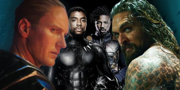 Aquaman Is The Same Story As Black Panther