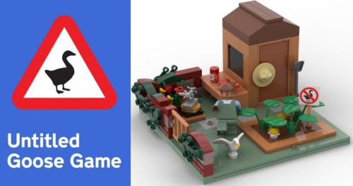 Untitled Goose Game May Get an Official LEGO Set SoonUntitled
