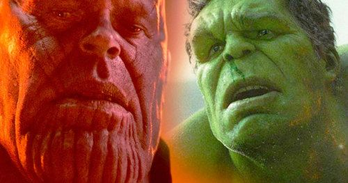 Infinity War Writers Say Thanos Could've Beaten Hulk