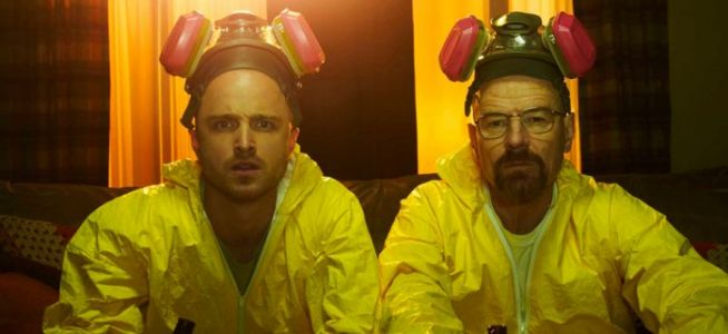Bryan Cranston and Aaron Paul Tease Possible 'Breaking Bad' Reunion, See the Photo