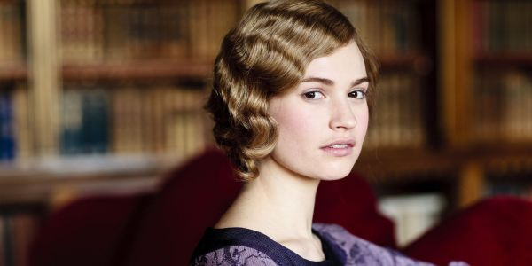 Netflix Picks Up Lily James' Guernsey Literary Adaptation