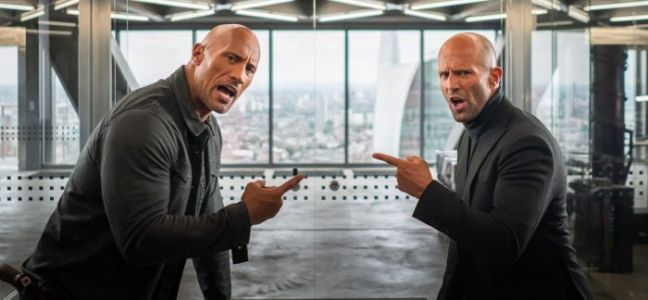 'Hobbs and Shaw' Super Bowl Trailer: The Rock and Jason Statham Save the World