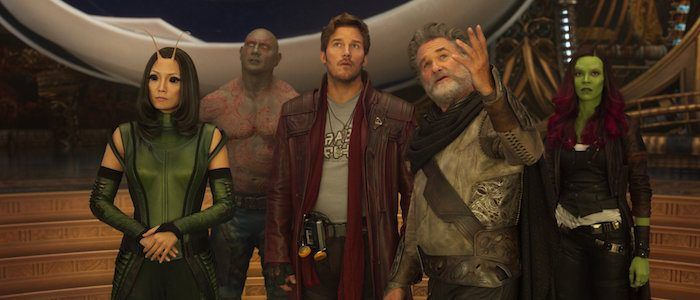 Daily Podcast: What Filmmaker In Their Right Mind Would Sign-On To 'Guardians of the Galaxy Vol. 3' At This Point?