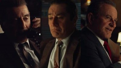 'The Irishman' Trailer Reunites Robert De Niro, Al Pacino and Joe Pesci for Martin Scorsese