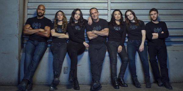 Agents of SHIELD Star Teases Start of Filming On Season 7