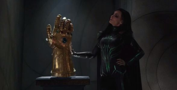 Why would Odin keep a fake gauntlet?