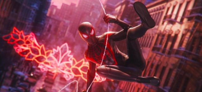 SPIDER-MAN: MILES MORALES Gameplay Is Amazing, Spectacular, And Definitely Astonishing