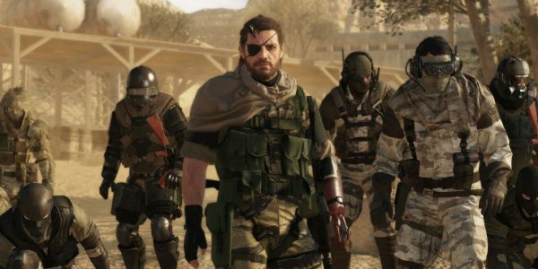 Metal Gear Solid Movie Director Confirms Script Is Finished