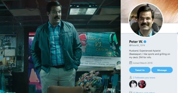 Peter from Deadpool 2 Has His Own Hilarious Twitter Account