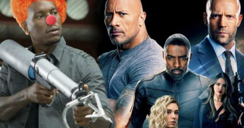 The Rock Keeps Fast & Furious Feud Lit, Calls Out Loud