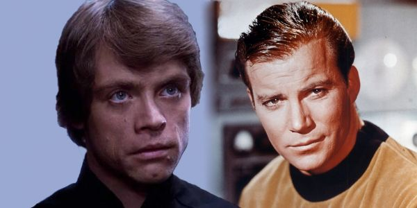 Star Trek Symbol on Mars Sparks Feud Between Mark Hamill & William Shatner