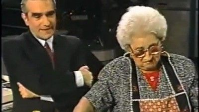 Watch Martin Scorsese and His Mom Cook Together in This Clip from 'The Late Show'